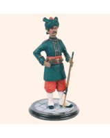 SQN54 196 Private 127th Baluch Light Infantry Painted