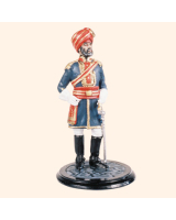 SQN54 212 Officer 14th Murrays Jat Lancers Painted
