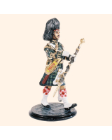 SQN54 217 Drum Major Gordon Highlanders Painted