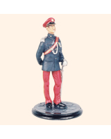 SQN54 242 Officer 11th Hussars Painted
