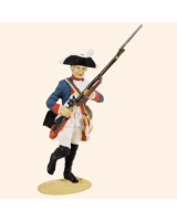 T54 486 Musketeer 24th Infantry Regiment Painted