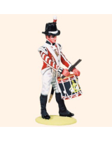 T54 554 Drummer The Royal Marines The Battle of Trafalgar Painted