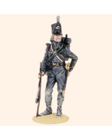 TR 1D Rifleman The 95th Rifle Regiment Painted