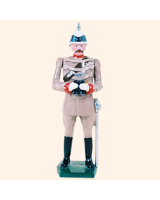 0044 1 Toy Soldier Officer Kit