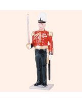 0061 1 Toy Soldier Officer Beefeaters Kit