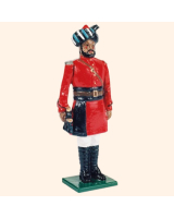 0066 3 Toy Soldier Trumpeter at attention Kit