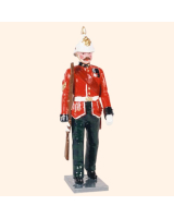 0085 2 Toy Soldier Sergeant marching Kit