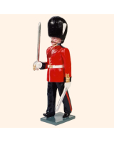 0094 1 Toy Soldier Officer Grenadier Guards Kit