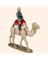 095 1 Toy Soldier Officer on Camel Kit