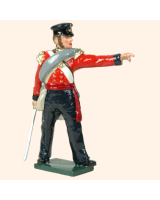0101 1 Toy Soldier Officer Kit