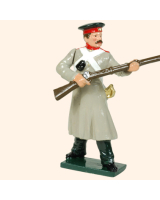 0102 4 Toy Soldier Private in cap Kit