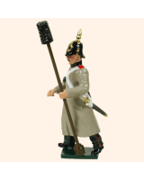0116 4 Toy Soldier Gunnar with Sponge Staff Kit