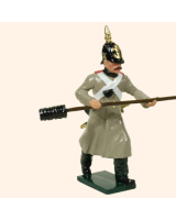 0117 2 Toy Soldier Gunnar with Ramrod Kit