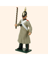 0117 3 Toy Soldier Gunnar with Linstock Kit