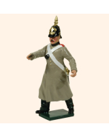 0117 6 Toy Soldier Gunnar with Thumb Stall Kit