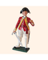 0202 1 Toy Soldier Officer Kit
