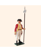 0202 2 Toy Soldier Sergeant Kit