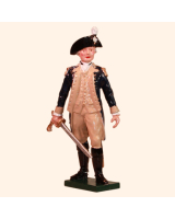 0250 3 Toy Soldier General Nathaniel Greene Kit