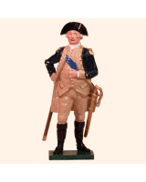 0250 4 Toy Soldier George Washington Kit