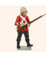 0401 7 Toy Soldier Private loading holding cartridge Kit