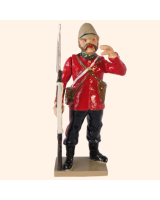 0405 2 Toy Soldier Lieutenant Gonville Bromhead Kit