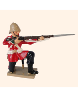 0405 7 Toy Soldier Private Kneeling Firing Kit