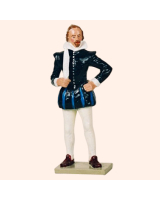 0544 Toy Soldier William Shakespeare Kit