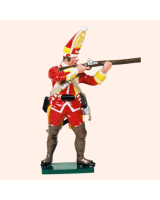 0604 8 Toy Soldier Grenadier bandaged head firing Grenadier Company Kit