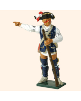 0610 1 Toy Soldier Chief French Allies Kit