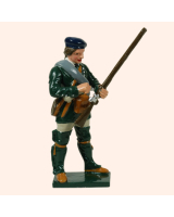 0611 5 Toy Soldier Private loading Rogers Rangers Kit