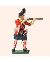 0615 3 Toy Soldier Private firing Grenadier Company Kit