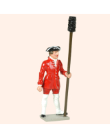 0617 3 Toy Soldier Gunner with Sponge French Colonial Artillery Kit