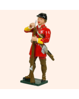 0619 2 Toy Soldier Private British Light Infantry Kit