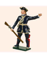 0620 1 Toy Soldier Officer Compagnies Franches de la Marines Kit