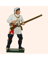 0620 3 Toy Soldier Private Standing loading Compagnies Franches de la Marines Kit