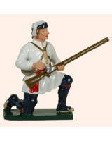 0620 5 Toy Soldier Private Kneeling loading Compagnies Franches de la Marines Kit