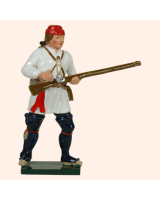 0621 3 Toy Soldier Private Standing loading Compagnies Franches de la Marines Kit