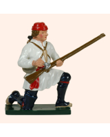 0621 5 Toy Soldier Private Kneeling loading Compagnies Franches de la Marines Kit