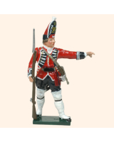 0651 2 Toy Soldier Grenadier Sergeant Kit