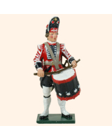 0653 05 Toy Soldier Drummer Kit
