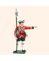 0653 07 Toy Soldier Sergeant Kit