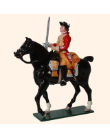 0657 3 Toy Soldier Trooper 6th Inniskilling Dragoons Kit