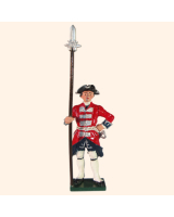 0663 2 Toy Soldier Sergeant Kit