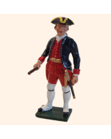 0665 2 Toy Soldier Gunner with port-fire Kit