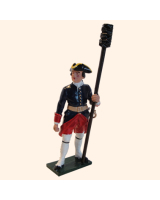 0665 4 Toy Soldier Gunner with sponge Kit
