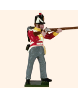 0707 3 Toy Soldier Private firing Kit