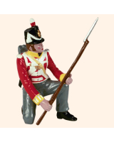 0707 5 Toy Soldier Private kneeling Kit