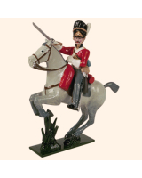 0726 1 Toy Soldier Officer Kit