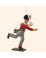 0739 1 Toy Soldier Officer charging Kit