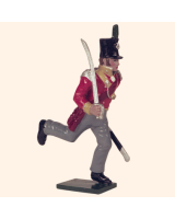 0742 1 Toy Soldier Officer Kit
